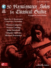 50 Renaissance Solos For Classical Guita