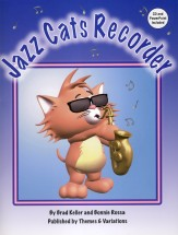 Jazz Cats Recorder W/Powerpoints