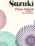 Suzuki Piano School 7 Revised