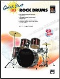Quick Start Rock Drums (Bk/Cd)
