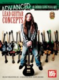 Advanced Lead Guitar Concepts (Bk/CD/Dvd