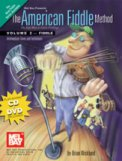 American Fiddle Method Vol 2 Bk/CD