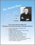 Big Mouth Blues (Bk/Cd)