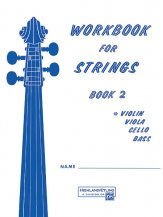 Workbook For Strings 2