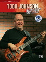 Todd Johnson: Walking Bass Line Vol 2 (B