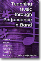 Teaching Music Through Perf/Band V1 Ed1