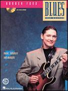 Blues For Guitar (Bk/Cd)