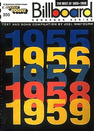 Billboard Songbook 350 Best of 1955-1959