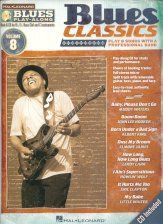 Blues Play Along V08 Blues Classics