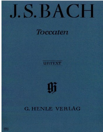 Toccaten (With Fingerings)