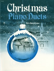Christmas Piano Duets for Church Use