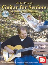 Guitar For Seniors (Bk/Cd)