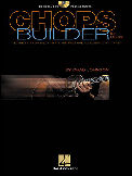 Chops Builder (Bk/Cd)