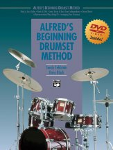 Alfred's Beginning Drumset Method Bk/Dvd