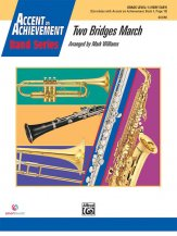 Two Bridges March: E-flat Baritone Saxophone