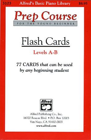 Flashcards Prep Course Lev A-B