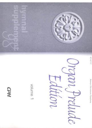ORGAN PRELUDE EDITION VOL 1