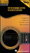 Hal Leonard Guitar Method (Video/Bk)