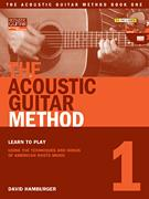 The Acoustic Guitar Method 1 (Bk/Cd)