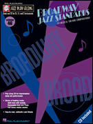 Jazz Play Along V046 Broadway Jazz Stand