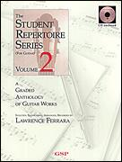 Student Repertoire Series Vol 2 (Bk/Cd)