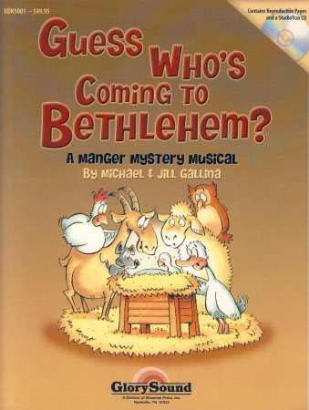 Guess WhO'S Coming To Bethlehem