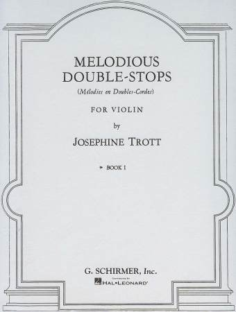 Melodious Double-Stops Bk 1