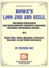 Howe's 1000 Jigs and Reels Clog Dances