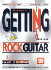 Getting Into Rock Guitar (Bk/Cd)