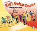 Kid's Guitar Course Music Writing Book