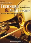 Technique and Musicianship