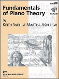 Fundamentals of Piano Theory 8