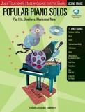 Popular Piano Solos Second Grade (W/Cd)