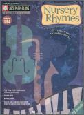 Jazz Play Along V134 Nursery Rhymes