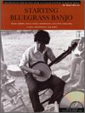 Starting Bluegrass Banjo (Bk/Cd)