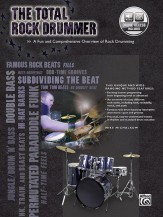 The Total Rock Drummer (Bk/Cd)