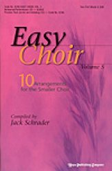 Easy Choir Vol 5
