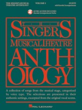 SINGER'S MUSICAL THEATRE ANTH DUETS 1
