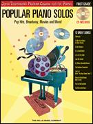 Popular Piano Solos First Grade (W/Cd)