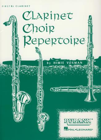 Clarinet Choir Repertoire-1st Clarinet