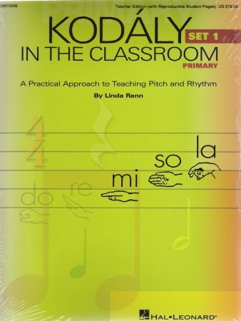 Kodaly In The Classroom-Primary Set I