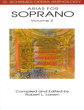 Arias For Soprano Vol 2