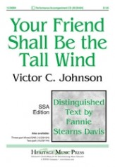 Your Friend Shall Be The Tall Wind
