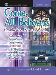 Come All Believers (Bk/Cd)