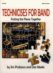Technicises For Band (Mallet Perc)