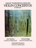 Great Twentieth-Century Violin Concertos