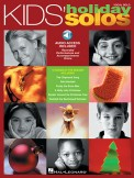 Kids' Holiday Solos (Bk/Cd)