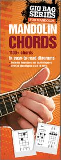 The Gig Bag Book Of Mandolin Chords