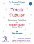 Totally Tubular Games & Activites Bk V 1