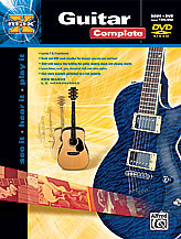 Learn To Play Guitar Complete (Bk/Dvd)